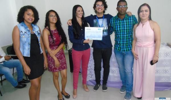 Imagens da Seabra Sedia Entrega de Premiações da 13º Olimpíada Brasileira de Matemática das Escolas Públicas –OBMEP 2017.