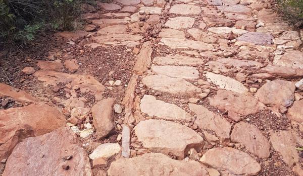 Imagens da Melhorando de estrada  na Zona rural