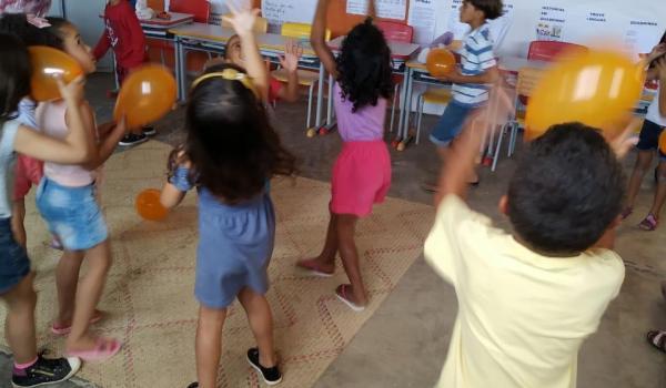 Imagens da Escola Margarida Souza comemora o Dia do Estudante