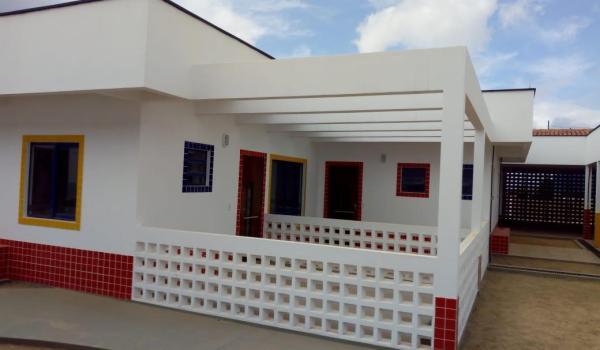 Imagens da Secretário de Educação visita obras da Creche na Boa Vista