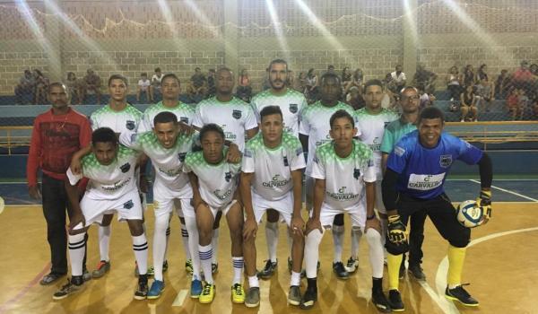 Imagens da Jogos do Campeonato Municipal de Futsal 2019