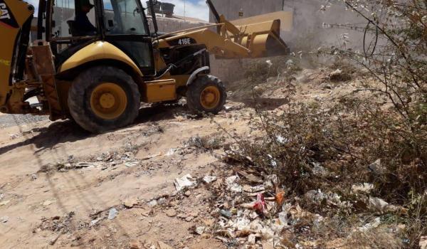Imagens da Mutirão de Limpeza chega à Boa Vista