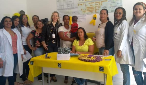 Dia D  para a Mobilização Municipal de Conscientização sobre as Hepatites Virais