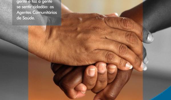 Dia do agente comunitário de saúde e endemias