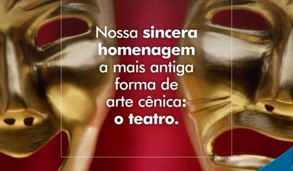 Dia Nacional do Teatro