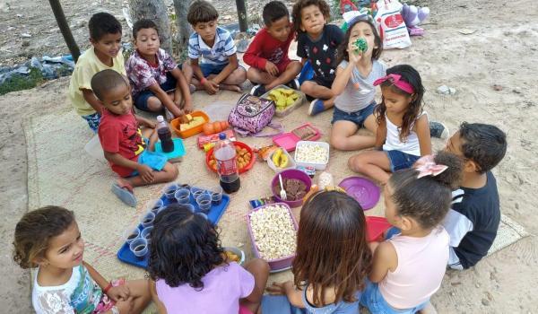 Escola Margarida Souza comemora o Dia do Estudante