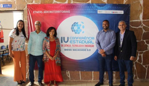 IV Conferência Estadual de Ciência, Tecnologia e Inovação