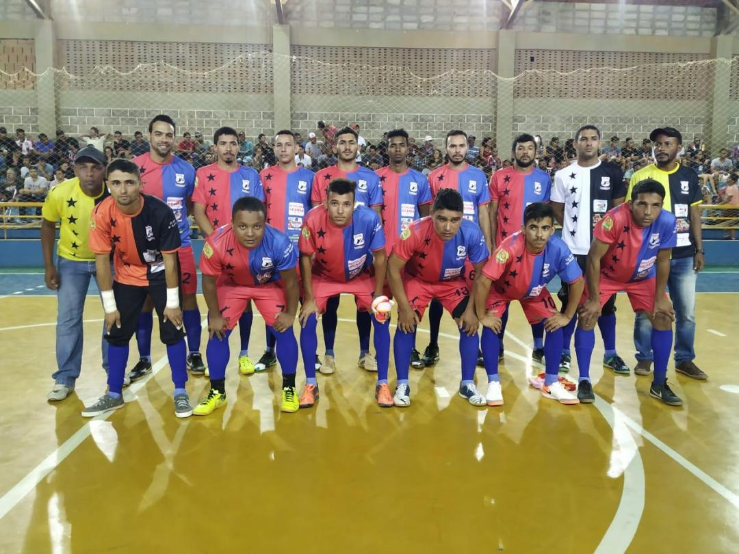 Jogos do Campeonato Municipal de Futsal 2019