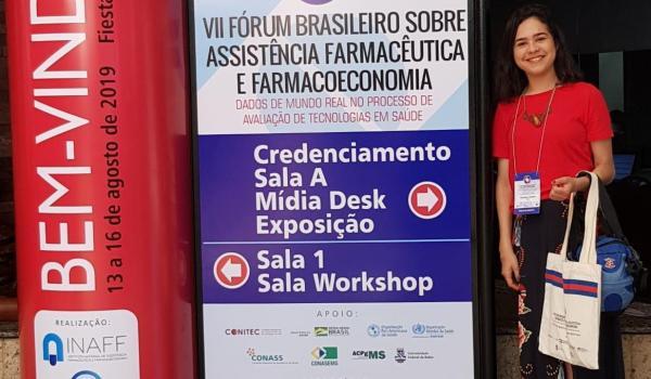 O Fórum Brasileiro sobre Assistência Farmacêutica e Farmacoeconomia