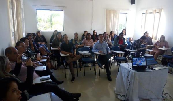 Reunião em conjunto da Câmara Técnica do Consórcio Chapada Forte com a UNDIME