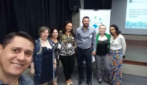Secretário de Educação participa de evento em São Paulo