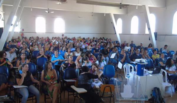 Segunda etapa da 4ª Conferência Municipal de Educação
