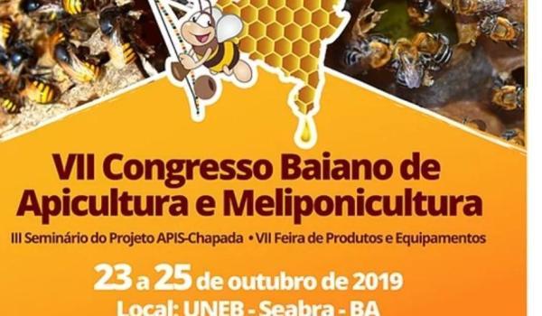 VII Congresso Baiano de Apicultura e Meliponicultura